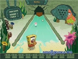SpongeBob SquarePants BC Bowling