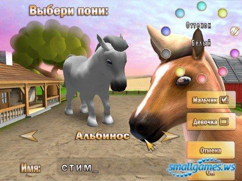 101 Любимчик. Пони-Маленькие лошадки