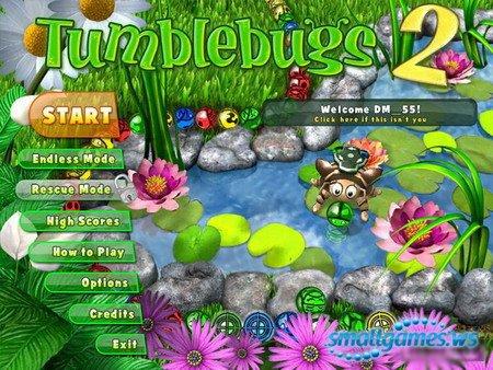 Portable Tumblebugs 2
