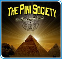 The Pini Society:The Remarkable Truth