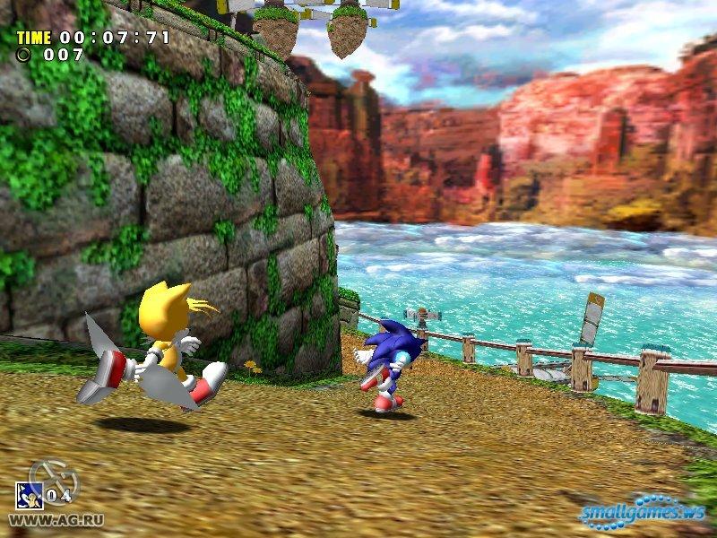 Скачать игру sonic adventure dx для pc через торрент.