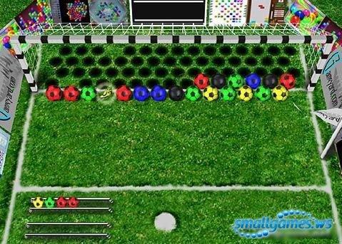 Сумасшедший футбол