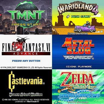 Эмулятор GameBoy и десять игр к нему