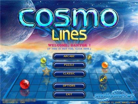 CosmoLines