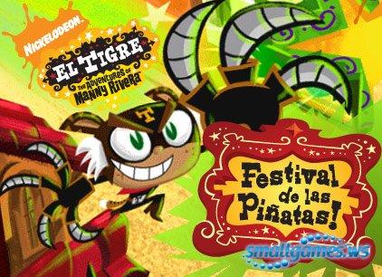 El Tigre: Festival de las Piñatas!