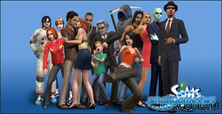 Симс 2 (The SIMS 2)