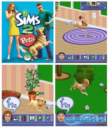 Sims 2: ������� (The Sims 2: Pets)
