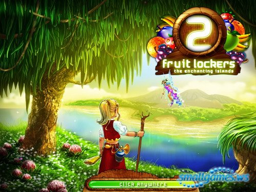 Fruit Lockers 2. The Enchanted Islands