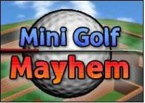 Mini Golf Mayhem