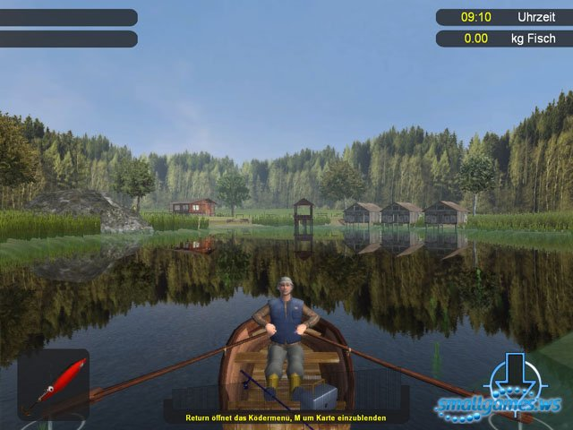 Обновление Русской Рыбалки 3