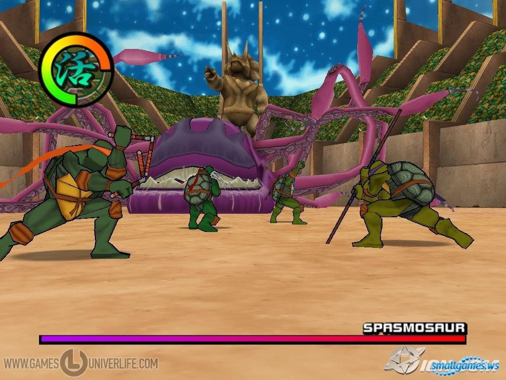 черепашки ниндзя игры 2 онлайн бесплатно