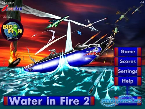 Water in Fire 2