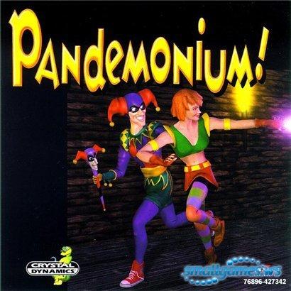 Pandemonium!