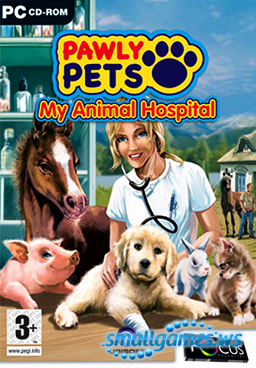 Pawly Pets: My Animal Hospital in Africa