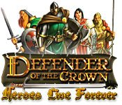 Defender of the Crown (Heroes live Forever)