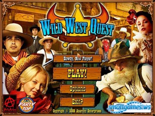 Wild West Quest [Final]