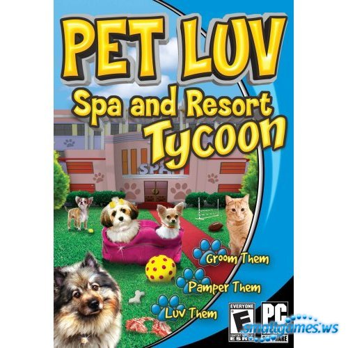 Pet Luv Spa and Resort Tycoon