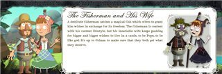 American McGee's Grimm: Fisherman and His Wife