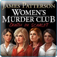 Womens Murder Club Death in Scarlet
