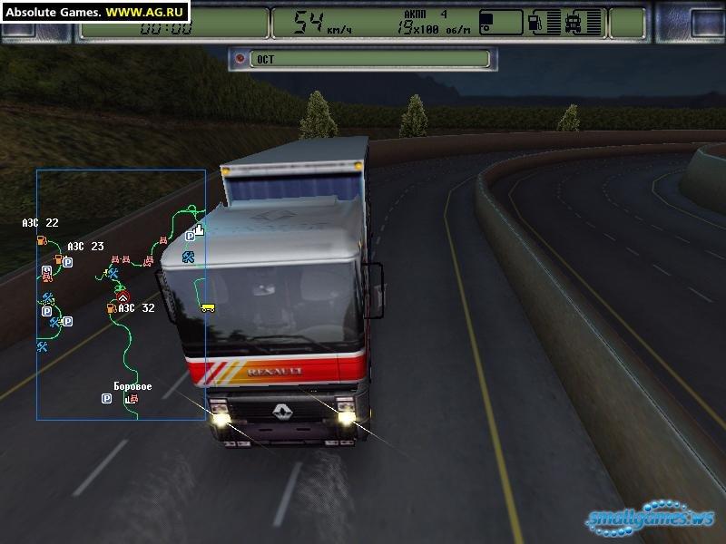 Скачать игры для андроида бесплатно дальнобойщики