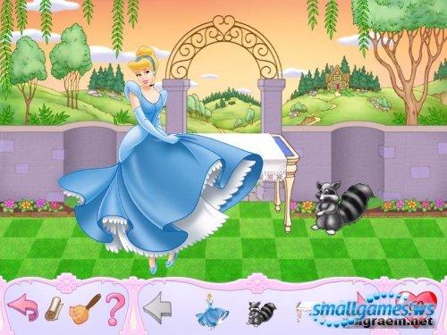 Disney Princess Castle Party