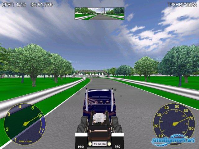 Картинка из игры Грузовой экстрим - 6.