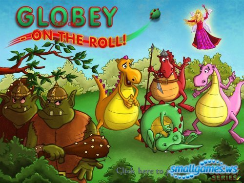 Globey - On the Roll
