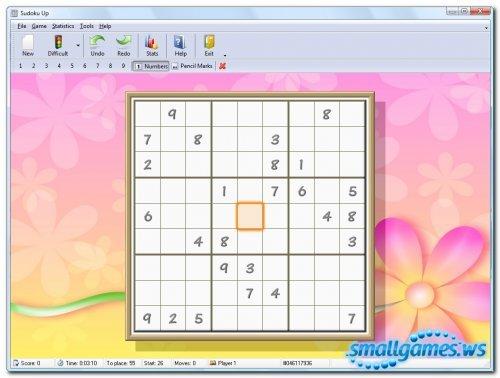 Sudoku Up 2008 v2.1