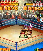 Mexican Wrestling