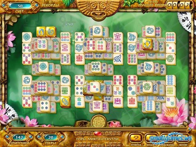Игра маджонг mahjong онлайн бесплатно