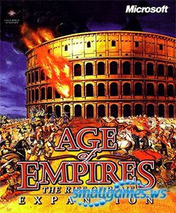 Age of Empires, Age of Empires. The Rise of Rome