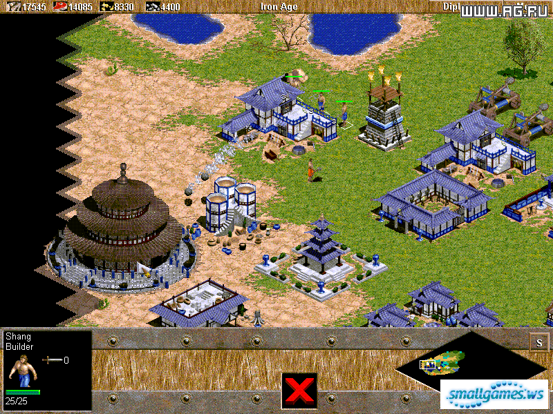 Age of empires my abandonware.