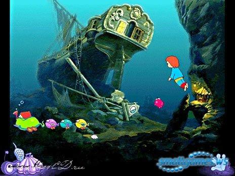 Антошка и Чудище морское