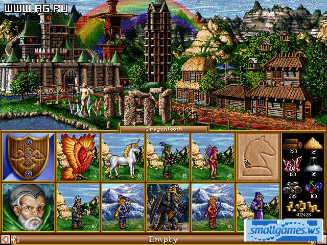 Heroes of might and magic 2 скачать игру торрент бесплатно.