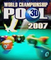 World Championship Pool 2007 3d