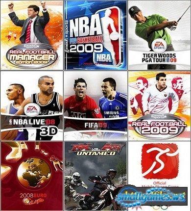 JAVA игры (2008)