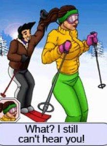 Грязный джек: Зимние игры / Dirty Jack: Snow Job