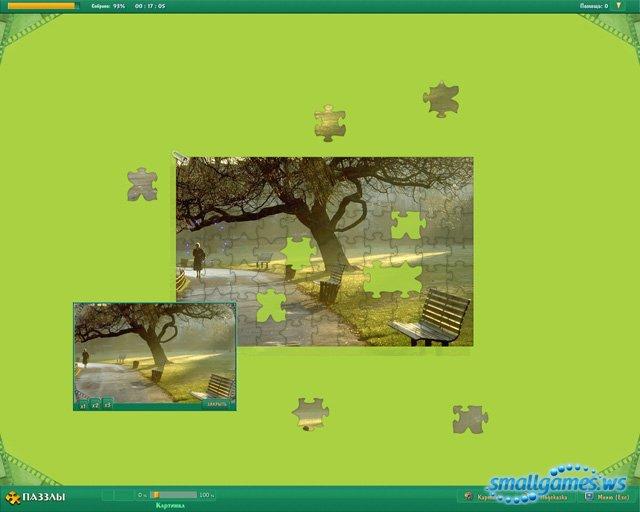Пазлы. Платиновая Коллекция / Jigsaw Puzzle Platinum Casual Free
