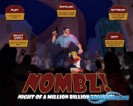 Night of Million Billion Zombies v1.11