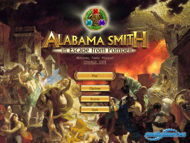 Алабама Смит и последний день Помпеи - обзор, прохождение, коды к игре, тре