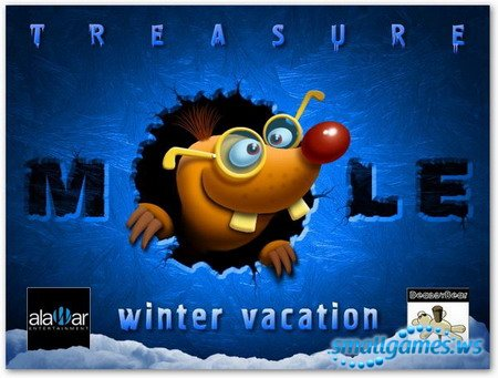 Treasure Mole. Winter Vacations