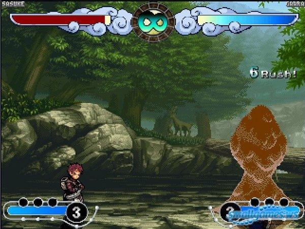 Gamekyo : naruto ultimate ninja storm