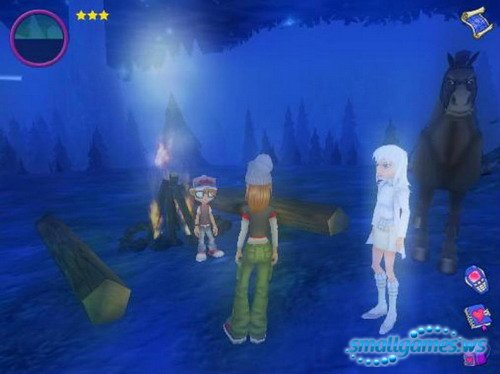 Ангелы Подковы: Алина, Буран и загадка Темных недр