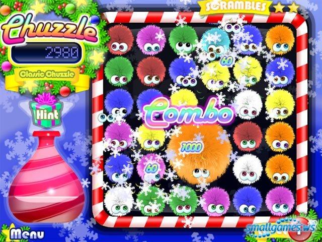 игра пушистые шарики chuzzle скачать бесплатно