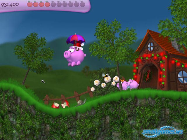 скачать игру Piggly на компьютер - фото 4