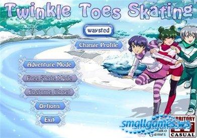 Twinkle Toes Skating