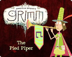 American McGee's Grimm: The Pied Piper