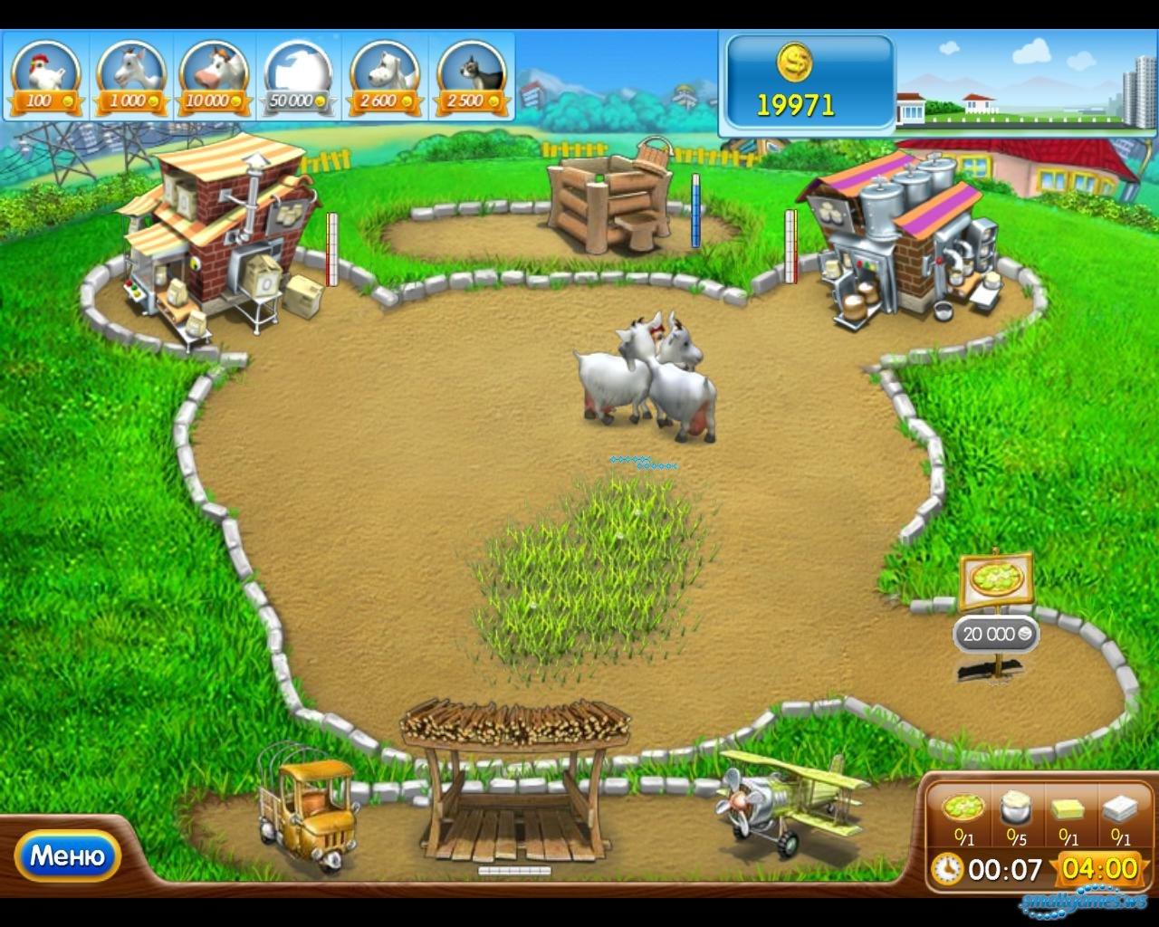 Ферма игра шарики