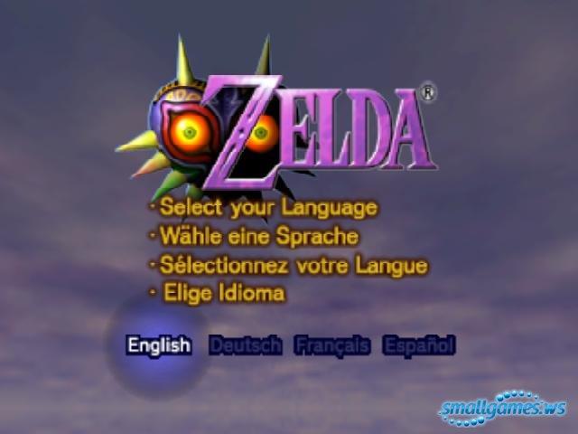 Скачать игру Zelda на компьютер