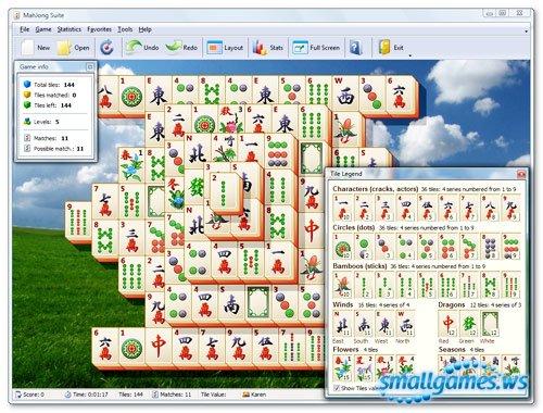 MahJong Suite 2008 v5.2